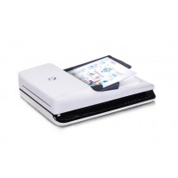 HP 2500f1平板馈纸式扫描仪高速扫描 办公文件快速连续自动进纸 A4双面扫描机 AD