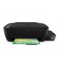 (HP)418多功能无线连供彩色喷墨一体机 打印机(微信打印/快速加墨/复印打印扫描)单张