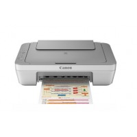 (Canon)MG2400 超值彩色喷墨打印一体机(打印 复印 扫描)(学生打印、家用打印