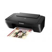 (Canon)MG3080 无线家用彩色喷墨打印一体机(学生打印、家庭打印、照片打印)(打