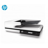 (HP)SJ 3500f1 A4扫描仪平板+馈纸式高速双面连续进纸